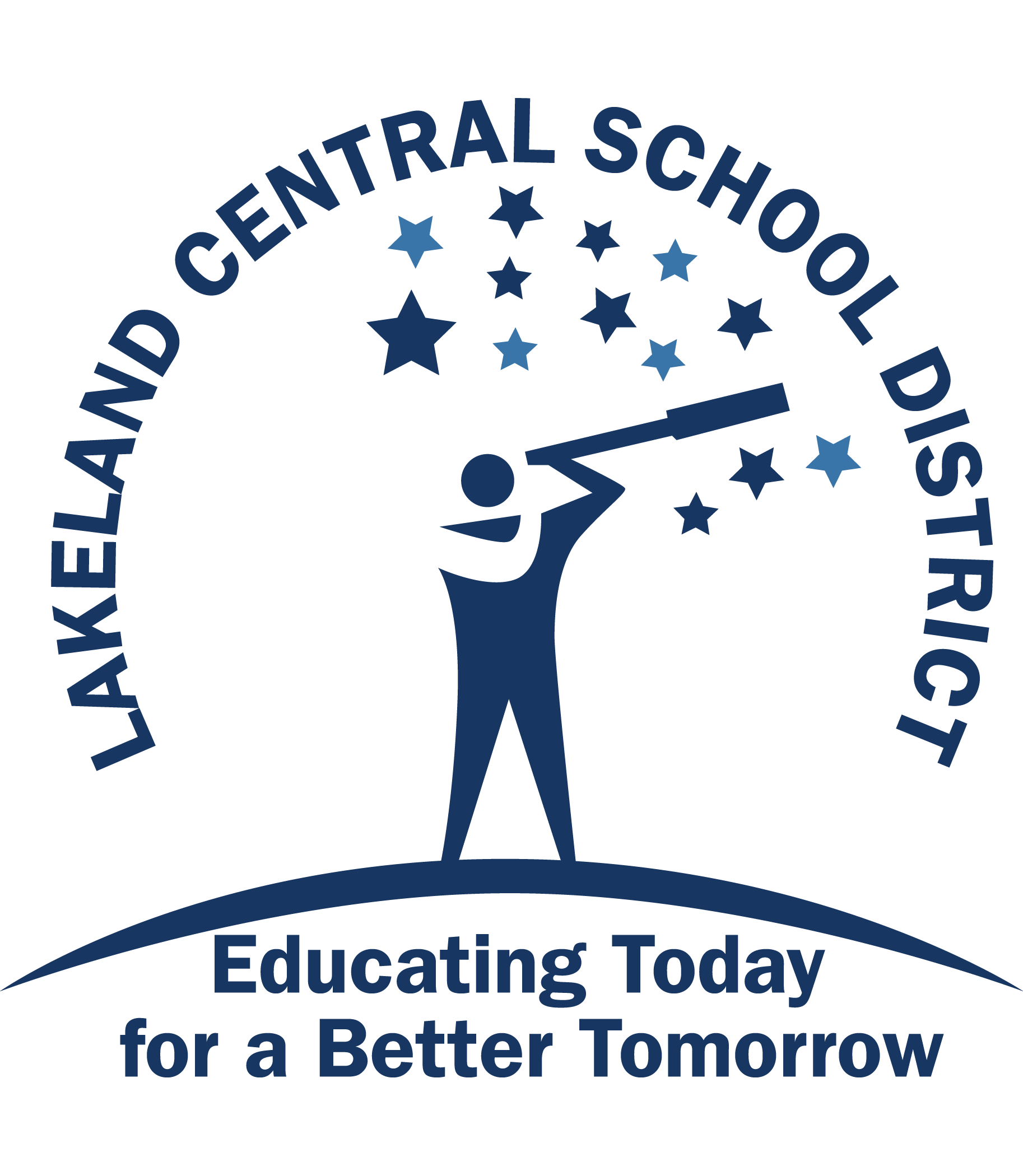 Lakeland Central School District logo