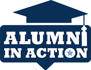 Alumni in Action logo