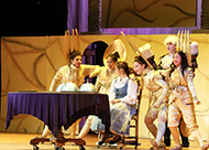 Walter Panas Players Fall Production Beauty and the Beast