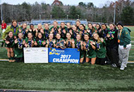 Lakeland High School Field Hockey wings NYS Class B Championship