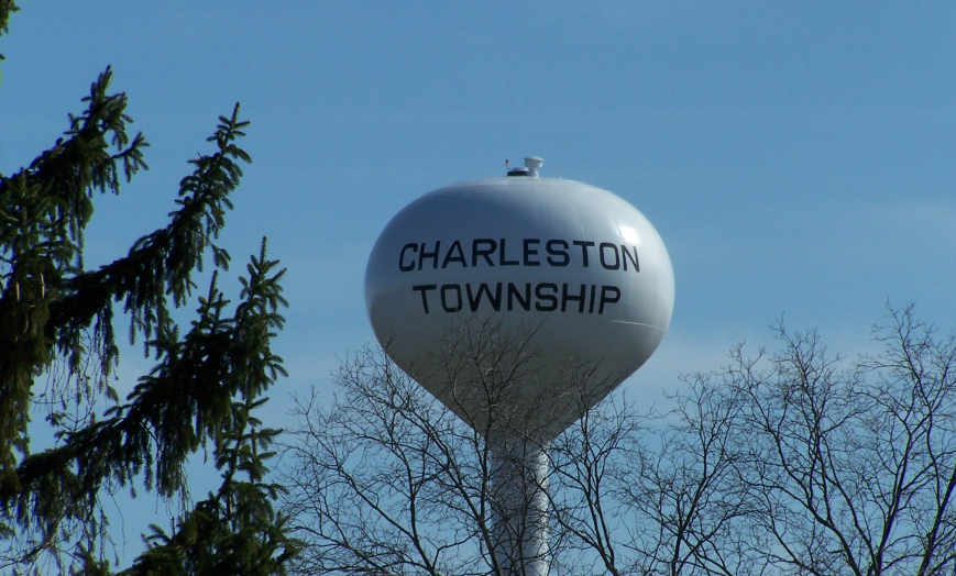 CHARLESTON TOWNSHIP, MI Logo
