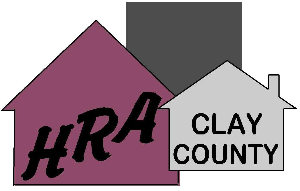 CLAY COUNTY HOUSING AUTHORITY, MN Logo