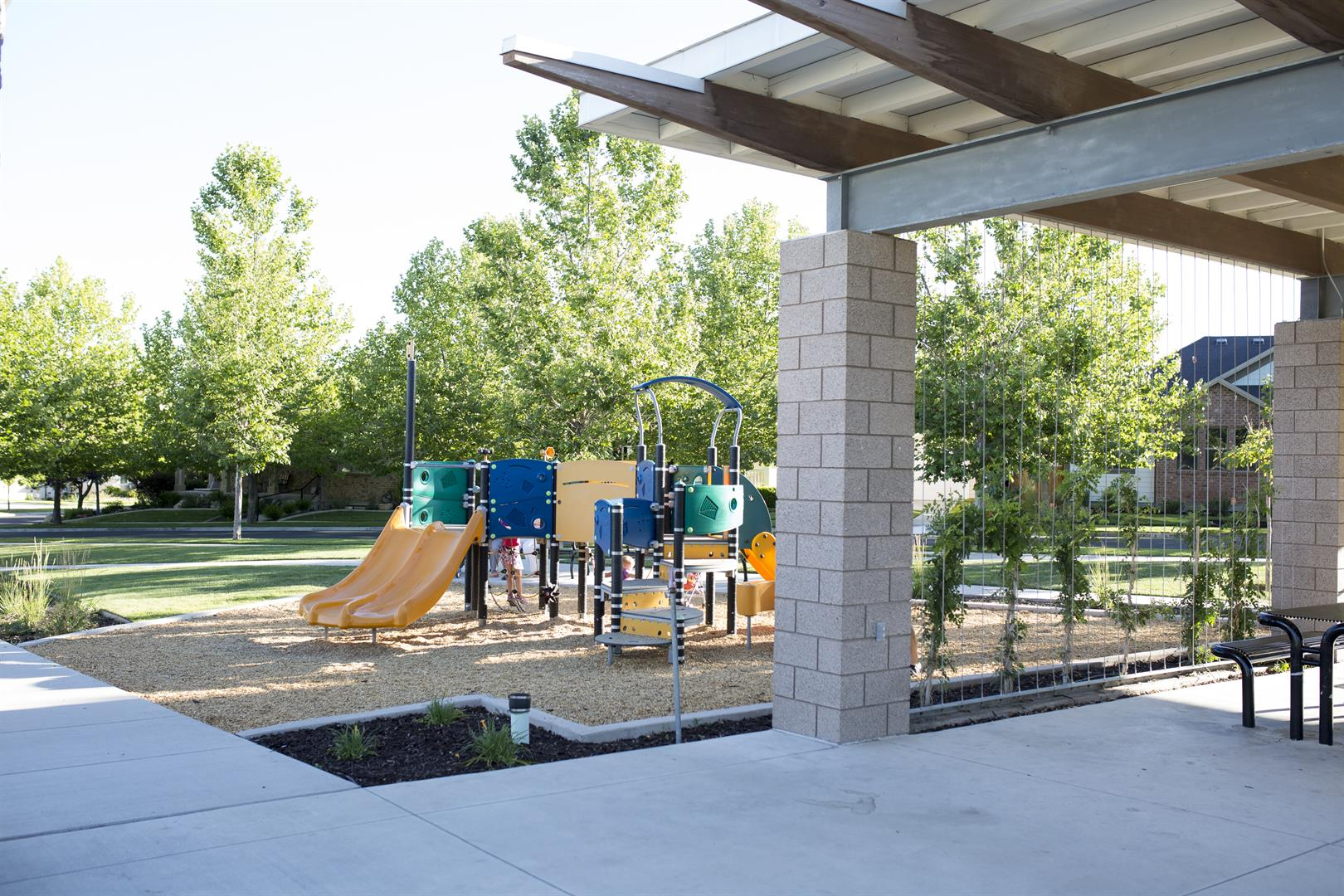 founders park play equipment