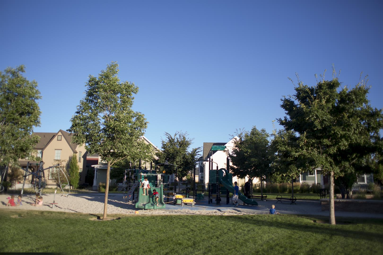 orchard park play equipment