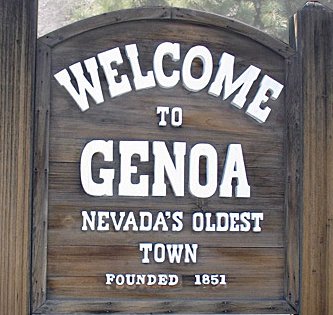 Town Of Genoa Nevada