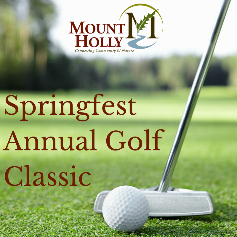Mount Holly SpringfestAnnual Golf Classic graphic