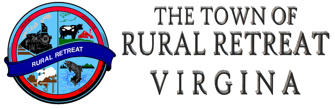 TOWN OF RURAL RETREAT, VA Logo